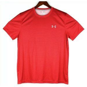Under Armour Short Sleeve Shirt Heat Gear Loose